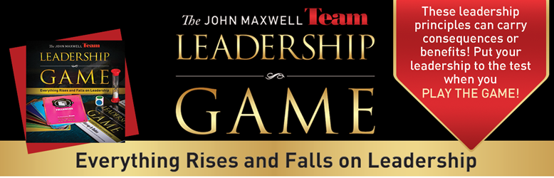 Play the Leadership Game with Jerry Webb